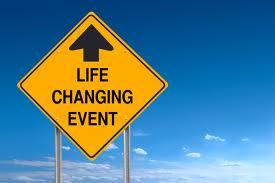 lifechanging event